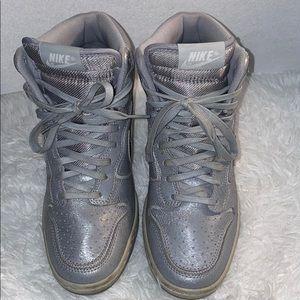 Nike shoes sneakers dunk Sky Hi
